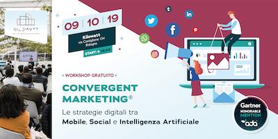 Bologna - Workshop sul Convergent Marketing