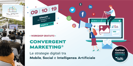 Bologna - Workshop sul Convergent Marketing tickets