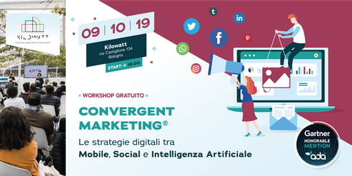 Bologna - Workshop sul Convergent Marketing