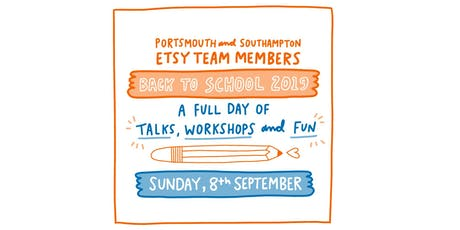 Etsy Portsmouth & Southampton Back to School  tickets