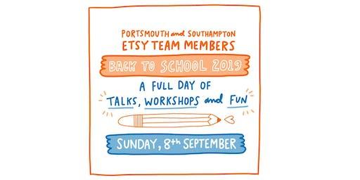 Etsy Portsmouth & Southampton Back to School