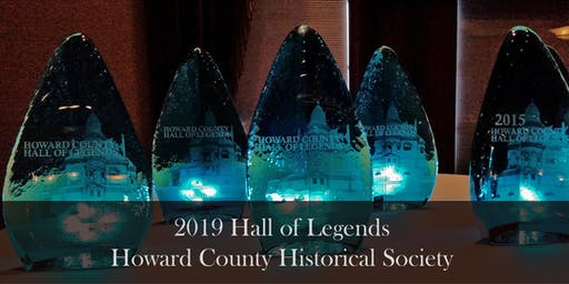 2019 Howard County Hall Of Legends