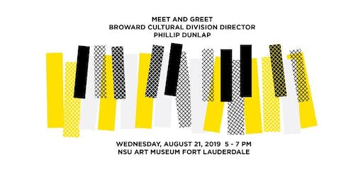 Meet and Greet with Phillip Dunlap