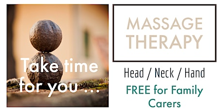 COLCHESTER - FREE MASSAGE tickets