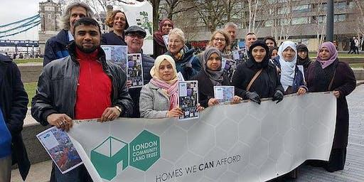 London Citizens Mayoral Housing Workshop
