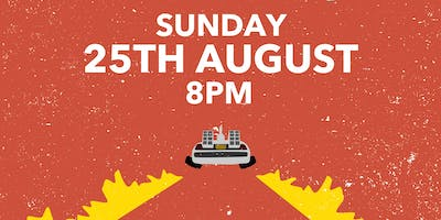 Pop Up Cinema at The Up In Arms: Back To The Future 2