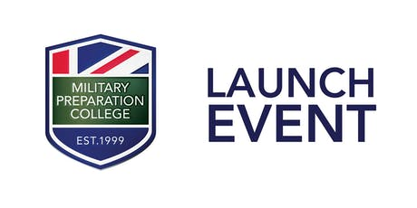 Military Preparation College Manchester Launch Event tickets