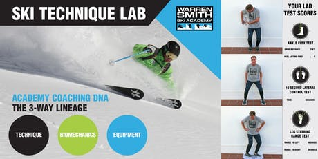 WSSA - SKI TECHNIQUE LAB UK TOUR 2019 tickets
