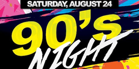 90's Night @ The Greatest Bar tickets