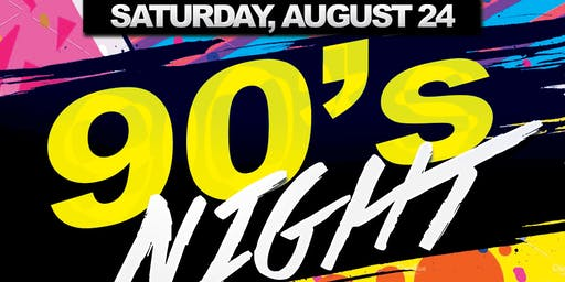 90's Night @ The Greatest Bar