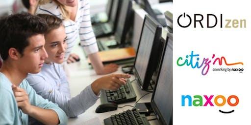 Cours découverte coding ados 13-18 ans débutants
