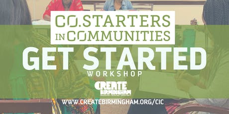 CIC Get Started Workshop tickets