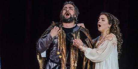 Ciclo de Ópera: Rigoletto entradas