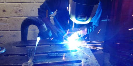 Introductory Welding for Artists (Fri 25 Oct - Morning) tickets