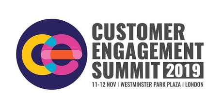 Customer Engagement Summit 2019 tickets