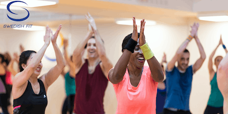 Swedish Fit class @London Old Street tickets