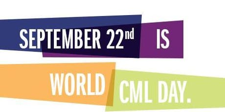 Living Well with CML - Halifax / World CML Day Reception tickets