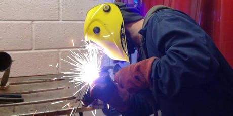 Introductory Welding for Artists (Fri 25 Oct - Afternoon) tickets