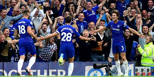 Chelsea FC v Manchester City FC - VIP Hospitality Tickets