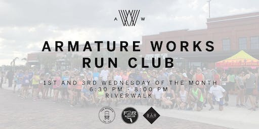 Armature Works Run Club - August 21st