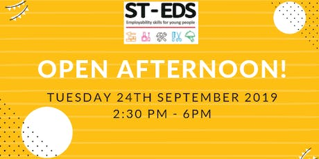 St-Eds Open Afternoon 2019 tickets