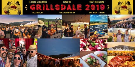 GRILLSDALE 2019: Flame On! tickets