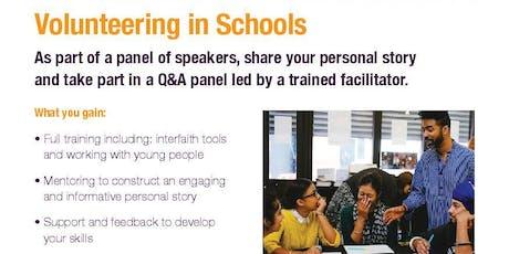 Volunteer Schools Speaker Workshop  tickets