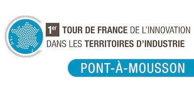 Tour de France de l'Innovation - Pont-à-Mousson