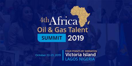 Africa Oil & Gas Talent Summit 2019 tickets