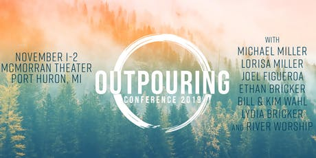Outpouring Conference 2019 tickets