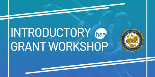 Introductory Grants Workshop