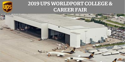 2019 UPS Worldport College and Career Fair