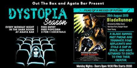 Blade Runner - Dystopia Season @ Agata Bar tickets