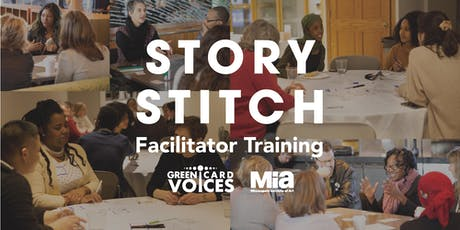 Story Stitch Facilitator Training tickets