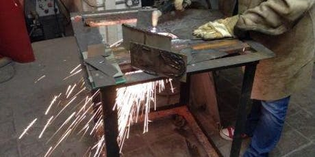 Metal Fabrication for Artists & Designers (November 2019)  tickets