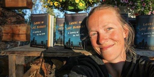 Book Club Q&A With Kate Harris