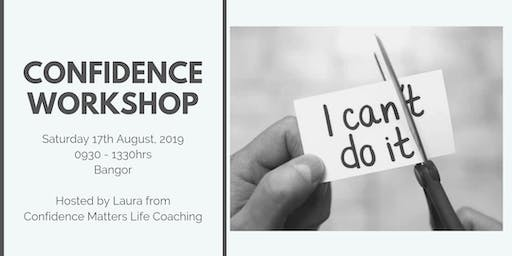 Confidence Building, Fun, Interactive, Learning Based Workshop