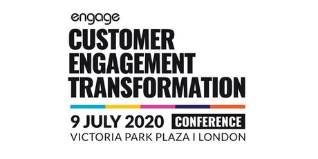 2020 Customer Engagement Transformation Conference tickets