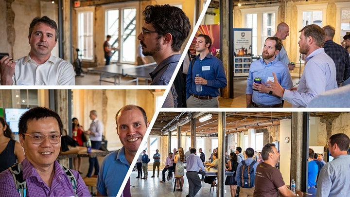 August Petroleum Analytics Meetup Hosted by Ruths.ai and Sullexis image