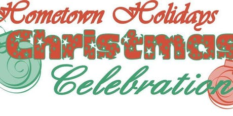 Hometown Holiday Christmas Celebration Vendor Application 2019 tickets