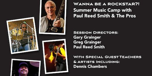 Master Class Showcase Jam with The Paul Reed Smith Band