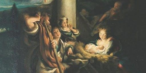 Handel:   Messiah -  Queen's College  Choir & Academy of Ancient Music