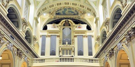 Concert-bénéfice pour la restauration des grandes orgues billets