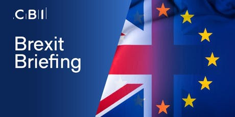 Brexit Briefing tickets