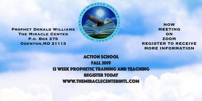 Action School of the Prophetic