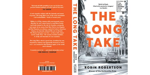 The Booker Prize Foundation Universities Initiative with author Robin Robertson