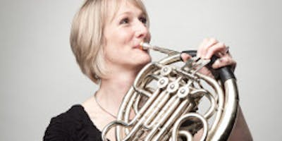 Concerteenies: Horn and Double Bass (0-2s, siblings welcome)