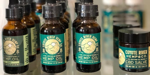 The ABC's of CBD with Yarrow and Coyote River Hemp Co