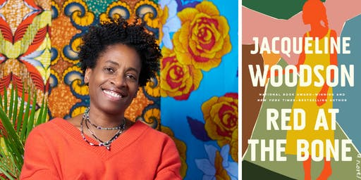 Jacqueline Woodson at First Parish Church