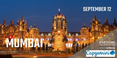 Mumbai FastTrack - Hartford InsurTech Hub powered by Startupbootcamp  tickets